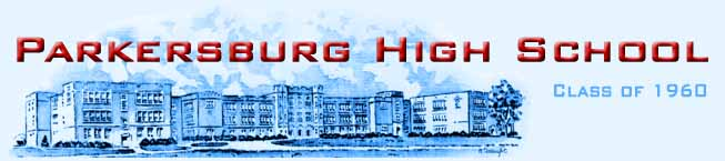 Parkersburg High School - Class of 60